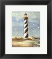 Lighthouse I Framed Print