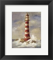 Framed Lighthouse II
