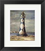 Framed Lighthouse IV