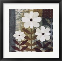 Floral Dreams II Framed Print