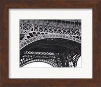 Framed Eiffel Tower III