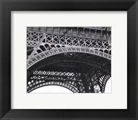 Eiffel Tower III Framed Print