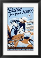 Framed Build for your Navy!