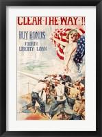 Framed Liberty Loan