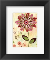 Petal Power I Framed Print