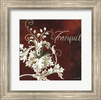Framed Tranquil