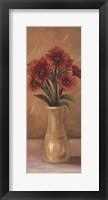 Framed Flores IV