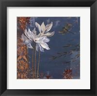Krishna's Garden I Framed Print