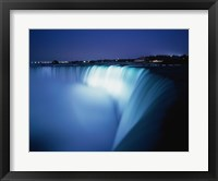 Framed Horseshoe Falls, Niagara Falls, Ontario, Canada