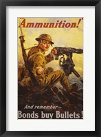 Framed Bonds Buy Bullets