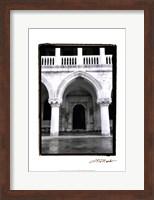 Framed Archways of Venice V