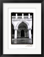 Archways of Venice V Framed Print