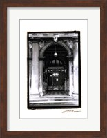 Framed Archways of Venice VI