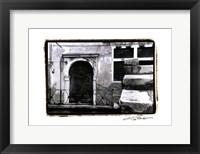 A Venetian Stroll II Framed Print
