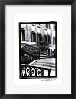 Framed Venetian Stroll IV
