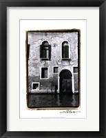 Framed Doors of Venice VI