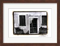 Framed Doors of Venice VII