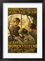 Framed Women Win the War
