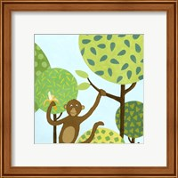 Framed Jungle Fun I