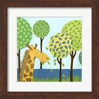 Framed Jungle Fun III