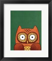 Pet Portraits V Framed Print