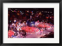 Framed Ringling Brothers Circus USA