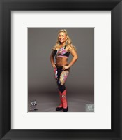 Framed Natalya 2011 Posed