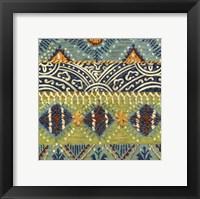 Framed Eastern Textile II