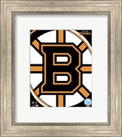 Framed Boston Bruins 2011 Team Logo