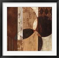 Kaleidoscope I Framed Print
