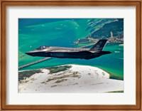 Framed First F-35 Headed for USAF Service