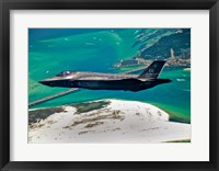 Framed First F-35 Headed for USAF Service