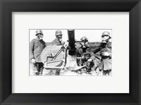 Framed German Soldiers 1915