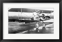 Framed RAF Sopwith Camel