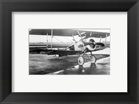 Framed RAF Sopwith Camel