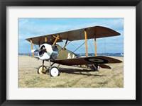 Framed Sopwith F-1 Camel 2 USAF
