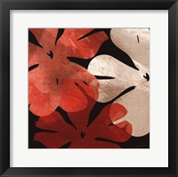 Bloomer Tiles III Framed Print