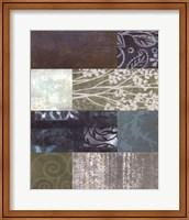 Framed Zen Composition I