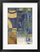 Revolve I Framed Print