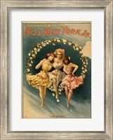 Framed Miss New York Jr. - Love Secrets