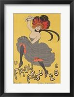 Framed Frou Frou