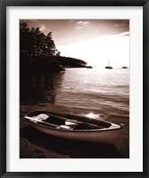 Framed Sucia Island