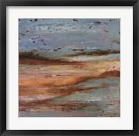 Framed Sunset Lake II