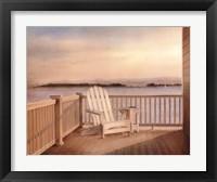 Framed Cape Lookout II