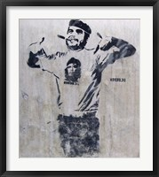 Framed Che and Fidel, Norway