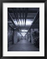Framed Graffiti Alley
