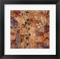 Framed Flowers and Honey II