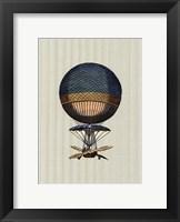 Framed Vintage Ballooning III