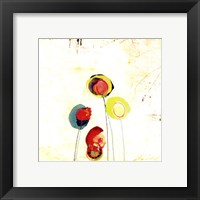 Framed Lollipop I