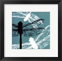 Framed Pop Fly VII